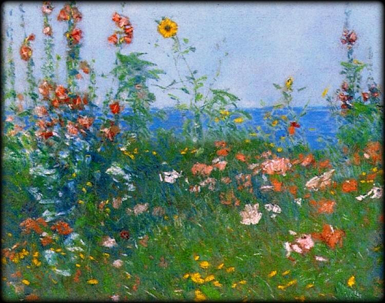poppies-isles-of-shoals-childe hassam2