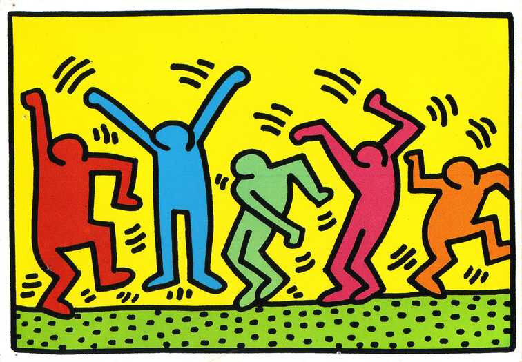 keith harring01