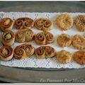 Mon premier dîner de la saint sylvestre 2009 : phase i, l'apéritif