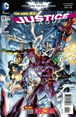 new 52 justice league 11