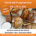 Animations à la ferme le vendredi 9 septembre de 17h à 20h