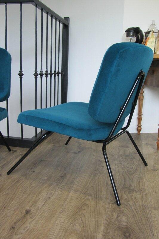 fauteuil à refaire côté sièges