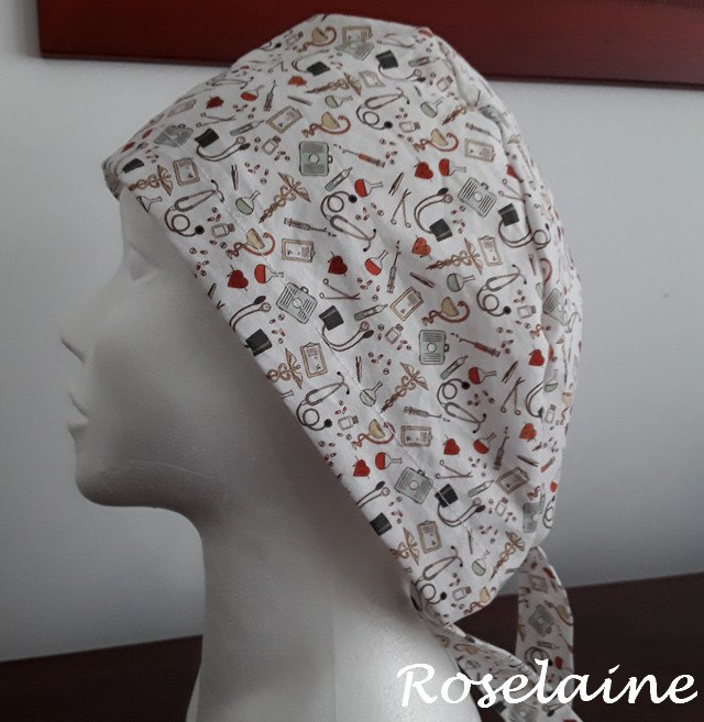 Roselaine calot de bloc 2