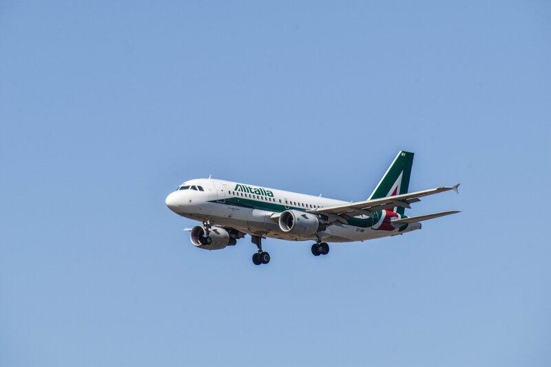 Airbus A319 d'Alitalia