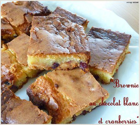 brownie choc blanc cranb 2