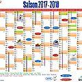2017-2018 (1) calendrier