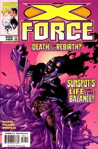x-force 80