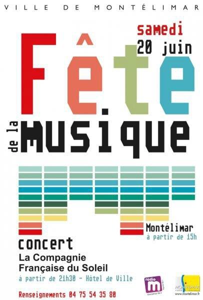 affiche fête de la musique 2015
