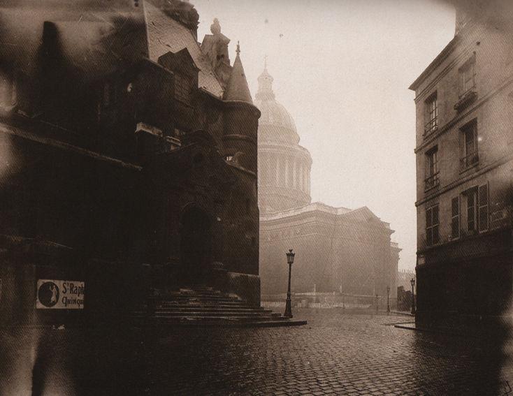59. Rue de la Montagne-Sainte-Geneviève, 1924.