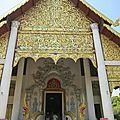 Chiang Mai - Wat Phantao10
