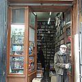 Librairie à Alger