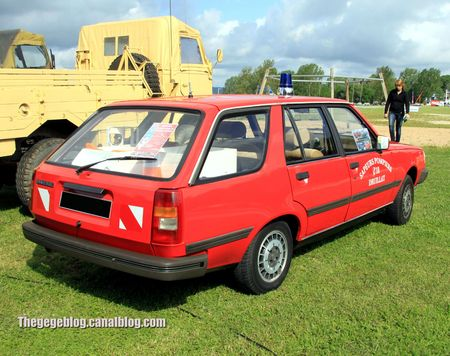 Renault 18 GTL break (Retro Meus Auto Madine 2012) 02