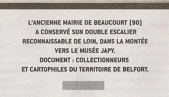 2018 12 16 Hier Aujourd hui Beaucourt Le Mag ER Texte