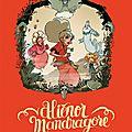Aliénor mandragore #3 : les portes d'avalon, de séverine gauthier & thomas labourot