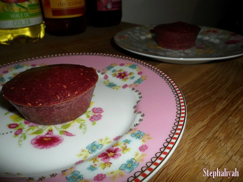Moelleux framboises coeur coulant chocolat blanc -- 2