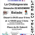 Affiche balade du t-l-thon 2009 photo