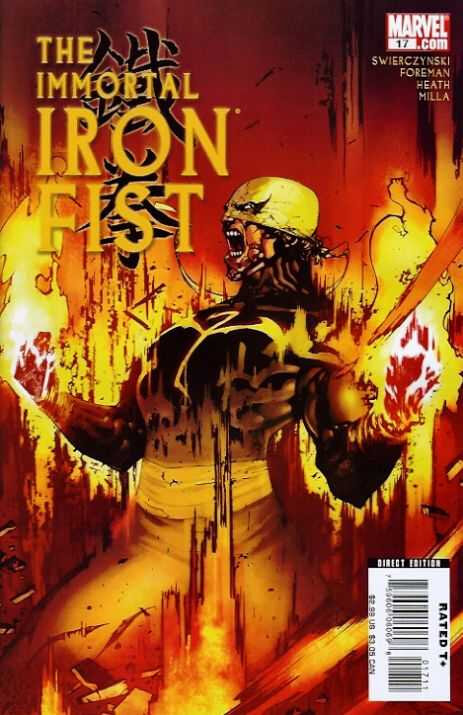 immortal iron fist 17