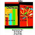 Exposition : travaux des élèves 2013/2014