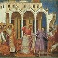 Jn 2, 13-25 purification du temple et annonce de la mort-résurrection. signes et foi