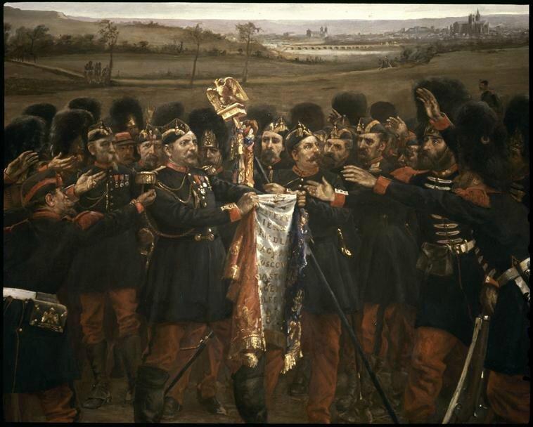 Mouillard, Le colonel Péan, la capitulation de Metz, 1877