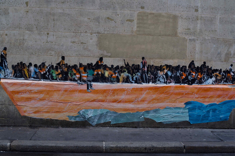 les migrants - 1