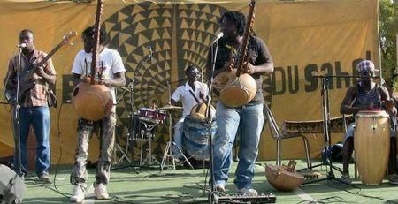2013 FIMU Groupe Ibrahim Keita et Nankama R