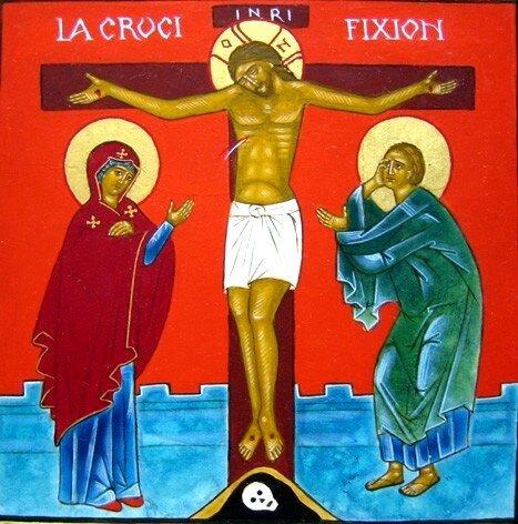15 Jésus meurt sur la Croix