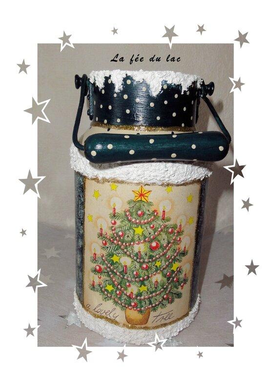 Pot de Noël 2