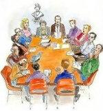 Le conseil municipal de Couze se réunit ...