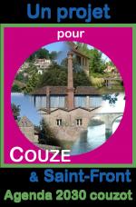 U, projet pour Couze et Saint-Front