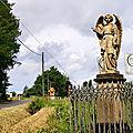 Verdelais, l'ange montrant la route (33)