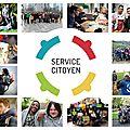 Service citoyen : des nouvelles promotions de jeunes débuteront le 9/01/2017