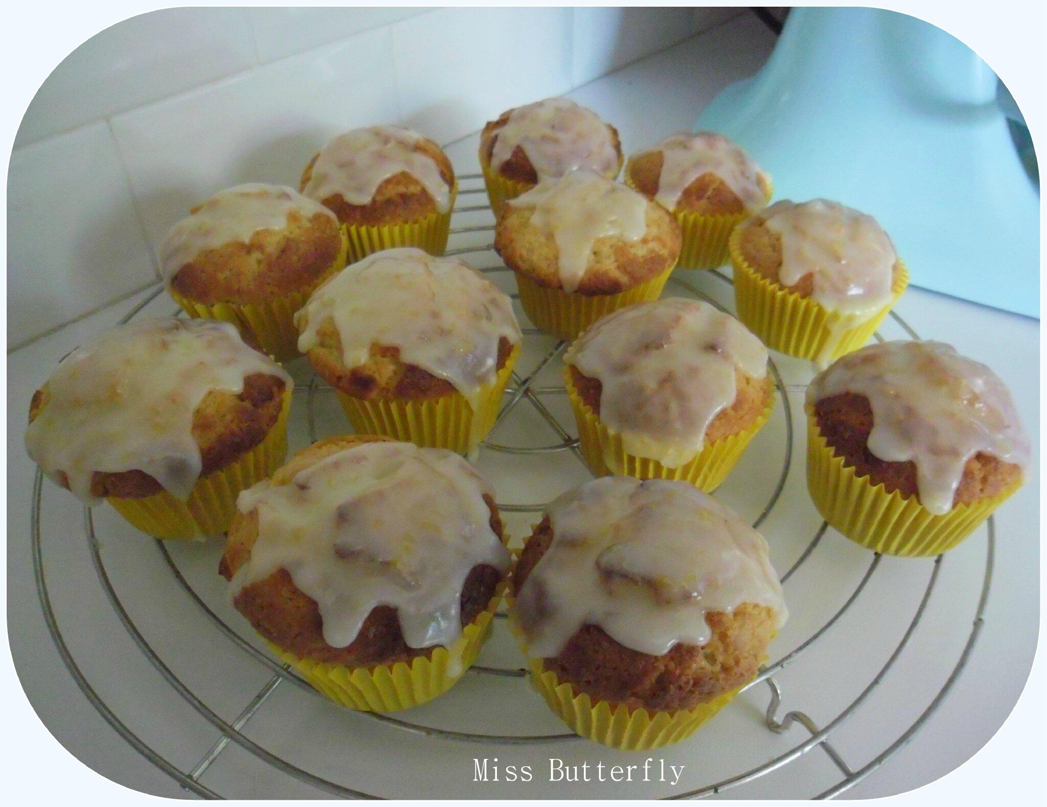 Lemon Cup cakes CK 15