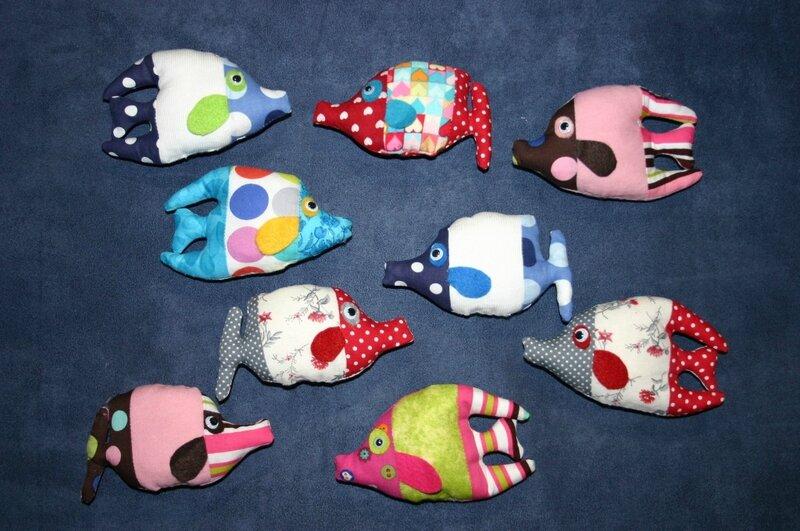 poissons magnet 012