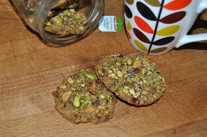 Cookies énergie