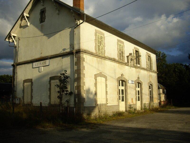 Letrade (Creuse - 23)