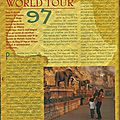 History world tour 97, chapitre final - nations of magic n°9, novembre 1997
