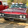 Oldsmobile 98 convertible 1965