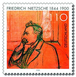 Stamp_Germany_2000_MiNr2131_Friedrich_Nietzsche[1]