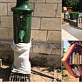 Cet été à alfortville des livres et ... des fontaines !