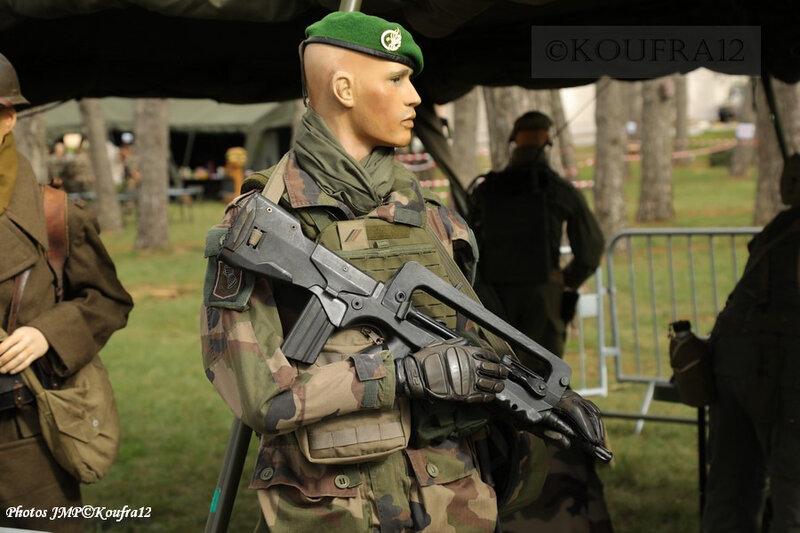 Photos JMP©Koufra 12 - La Cavalerie - 13e DBLE - 28092019 - 0004