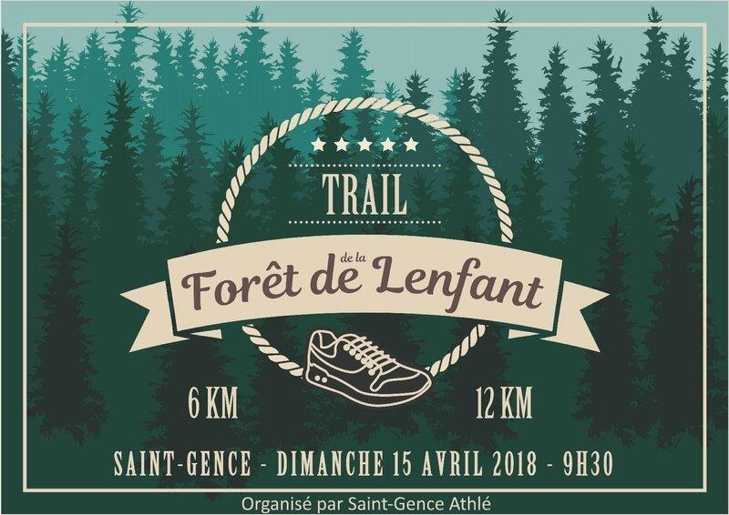 Trail de la forêt de Lenfant