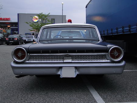 FORD_Galaxie_500_4door_Sedan___1963__Rencard du Burger King, Offenbourg 8_
