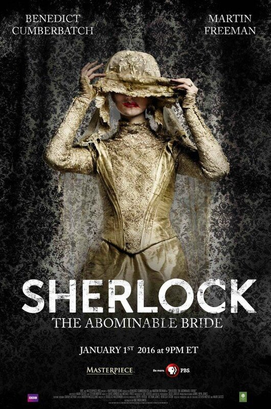 The Abominable Bride Poster