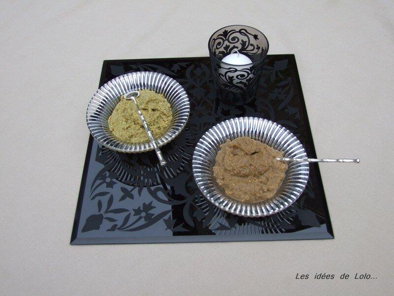 tapenade et caviar