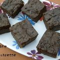 Brownie à la betterave sucrière