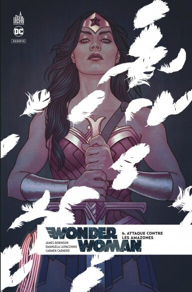 wonder woman rebirth 06 attaque contre les amazones