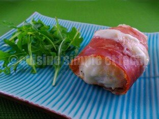 boulettes poulet proscuitto 06