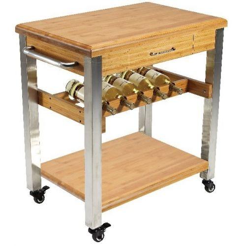 billot multifonctions bambou et inox b rard photo de les dessertes de cuisine le. Black Bedroom Furniture Sets. Home Design Ideas