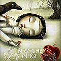 Chef d'oeuvre ! blanche-neige - frères grimm - illustrations benjamin lacombe